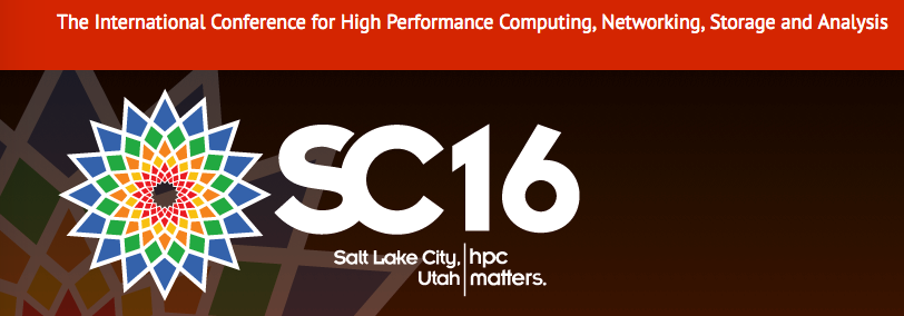 Supercomputing 16
