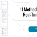 11 Methods To Improve Real-Time Systems