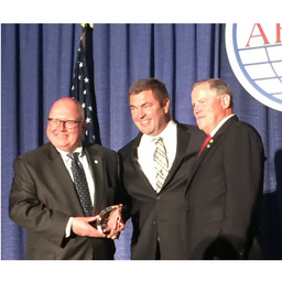 "Bob Chisholm awarded ""Small Business Person of the Year"" by AFCEA International"