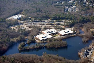Raytheon_corporate_campus_Marlborough_MA
