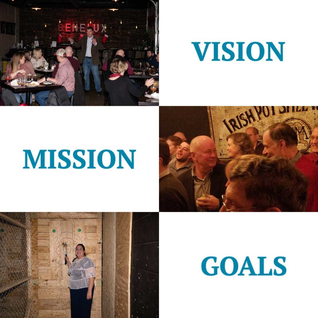 FishEye vision, mission and goals